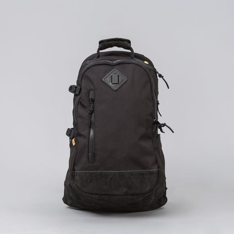 visvim Ballistic 20L Backpack in Black - Notre