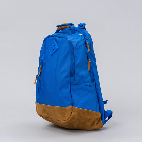 visvim Ballistic 20L Backpack in Blue - Notre
