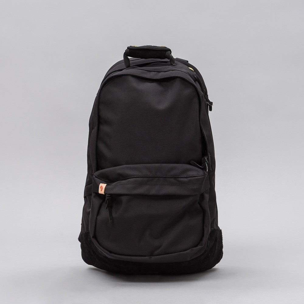visvim Ballistic 22L Backpack in Black Notre 1