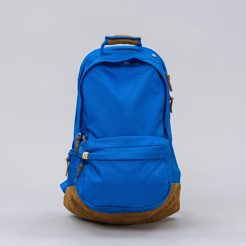 visvim Ballistic 22L Backpack in Blue - Notre