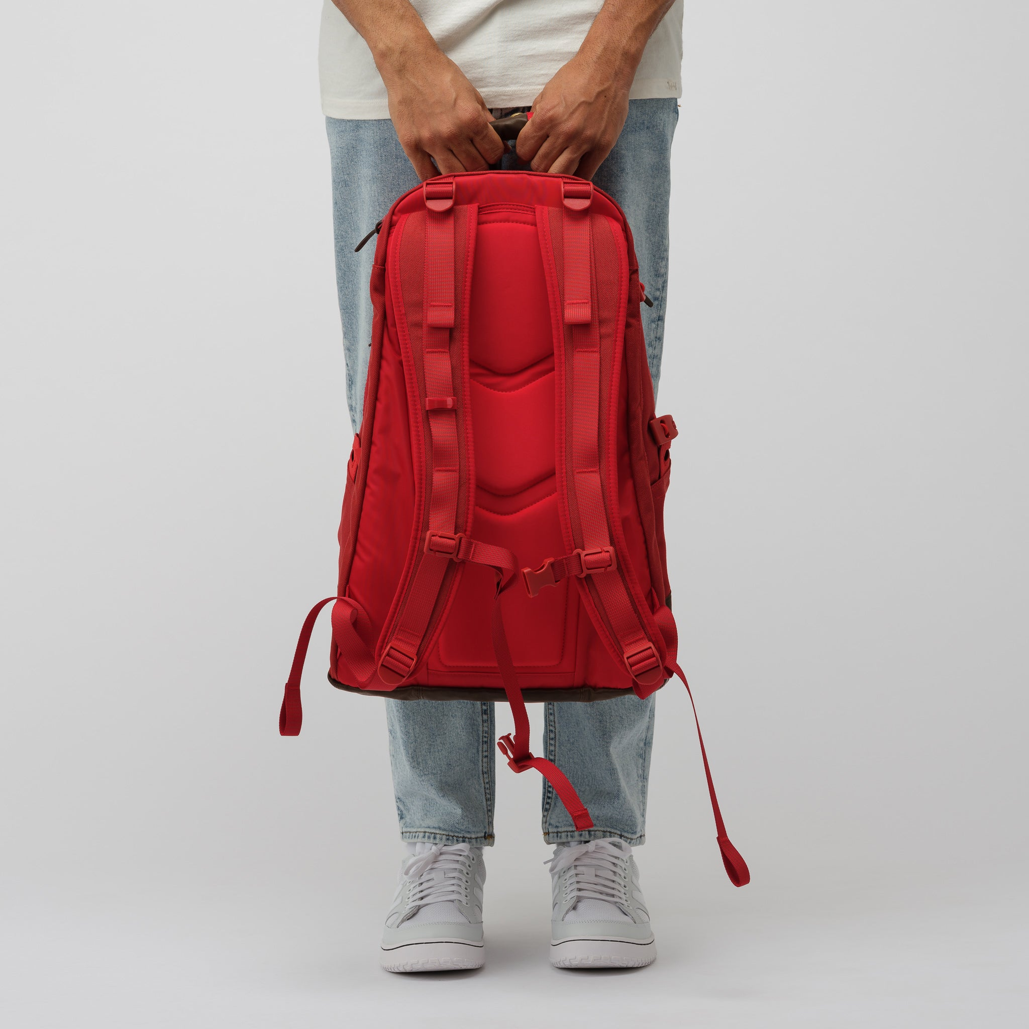 20L Cordura Backpack Veg Lamb 2019 in Red
