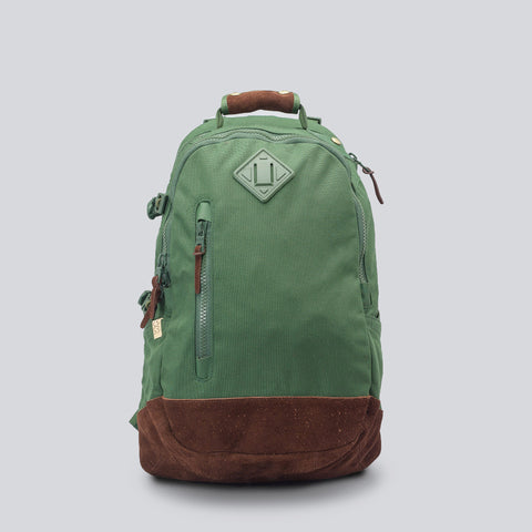 visvim 20L Cordura Backpack in Green - Notre