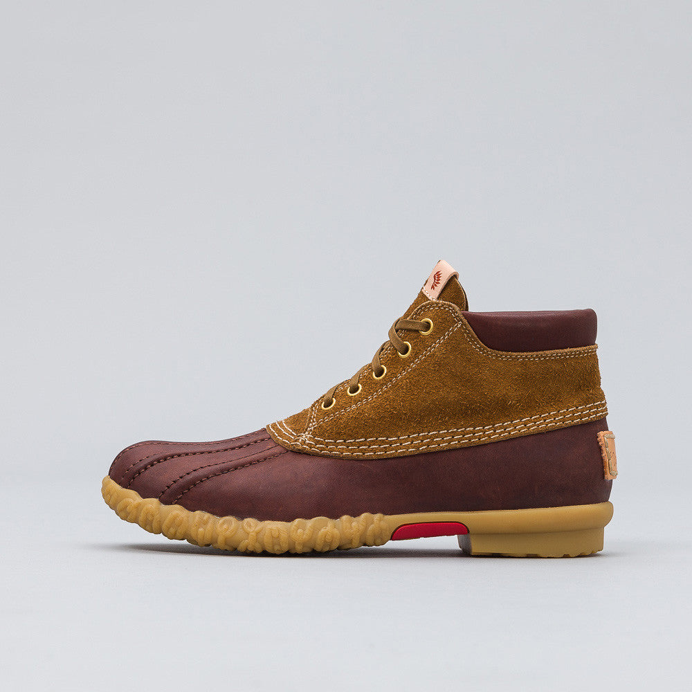 visvim - Decoy Duck Mid-Folk in Brown - Notre - 1