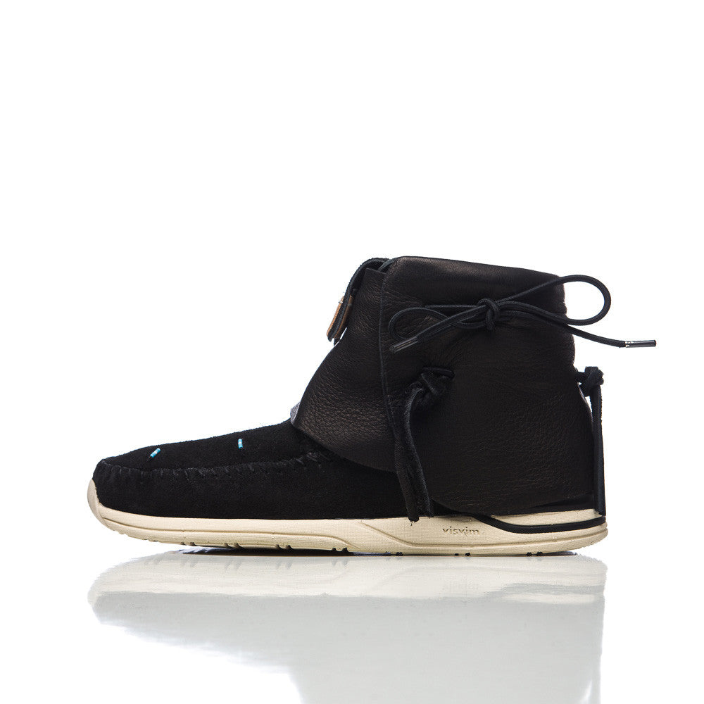 visvim - FBT Lhamo Coyote-Folk in Black - Notre - 1