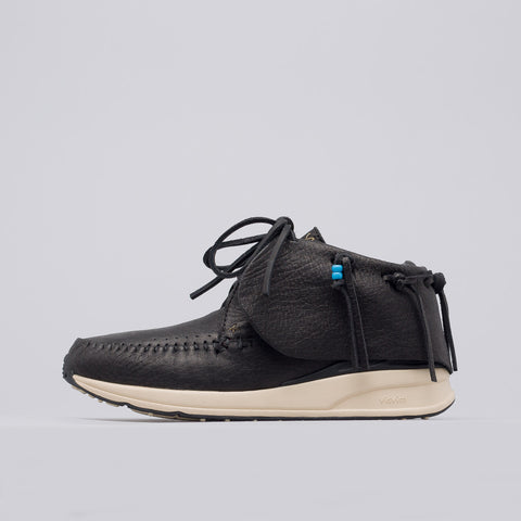 visvim Women's FBT (Red Deer) in Black - Notre