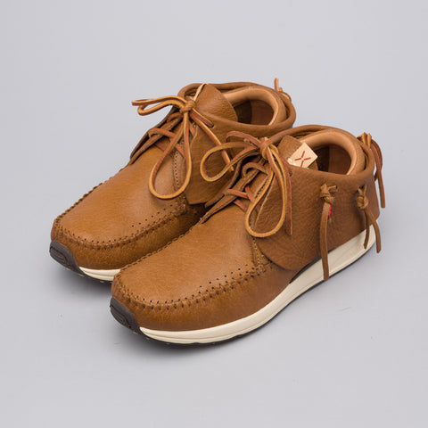 visvim FBT (Red Deer) in Brown - Notre