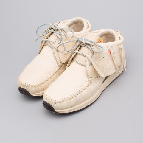 visvim FBT (Red Deer) in Off White - Notre