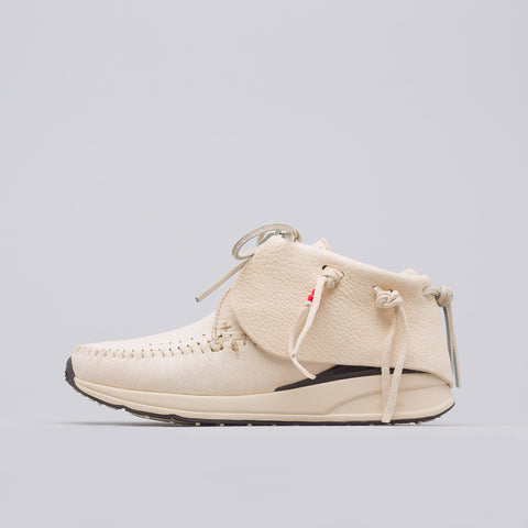 visvim Women's FBT (Red Deer) in Off White - Notre