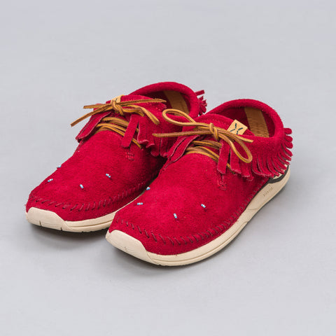visvim Maliseet Shaman-Folk in Red - Notre