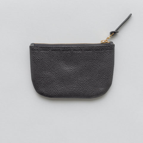 visvim Sixth Man Wallet L in Black - Notre