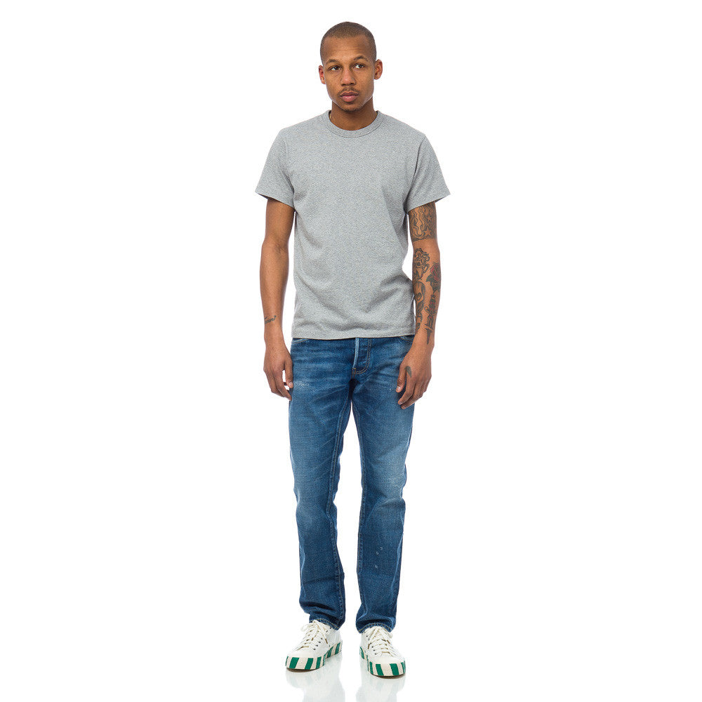 visvim - Social Sculpture 10 Damaged-12 Denim - Notre - 1