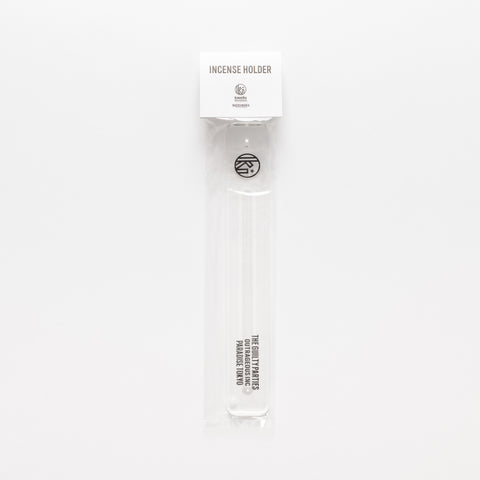 Wacko Maria Kuumba Incense Holder in Clear - Notre
