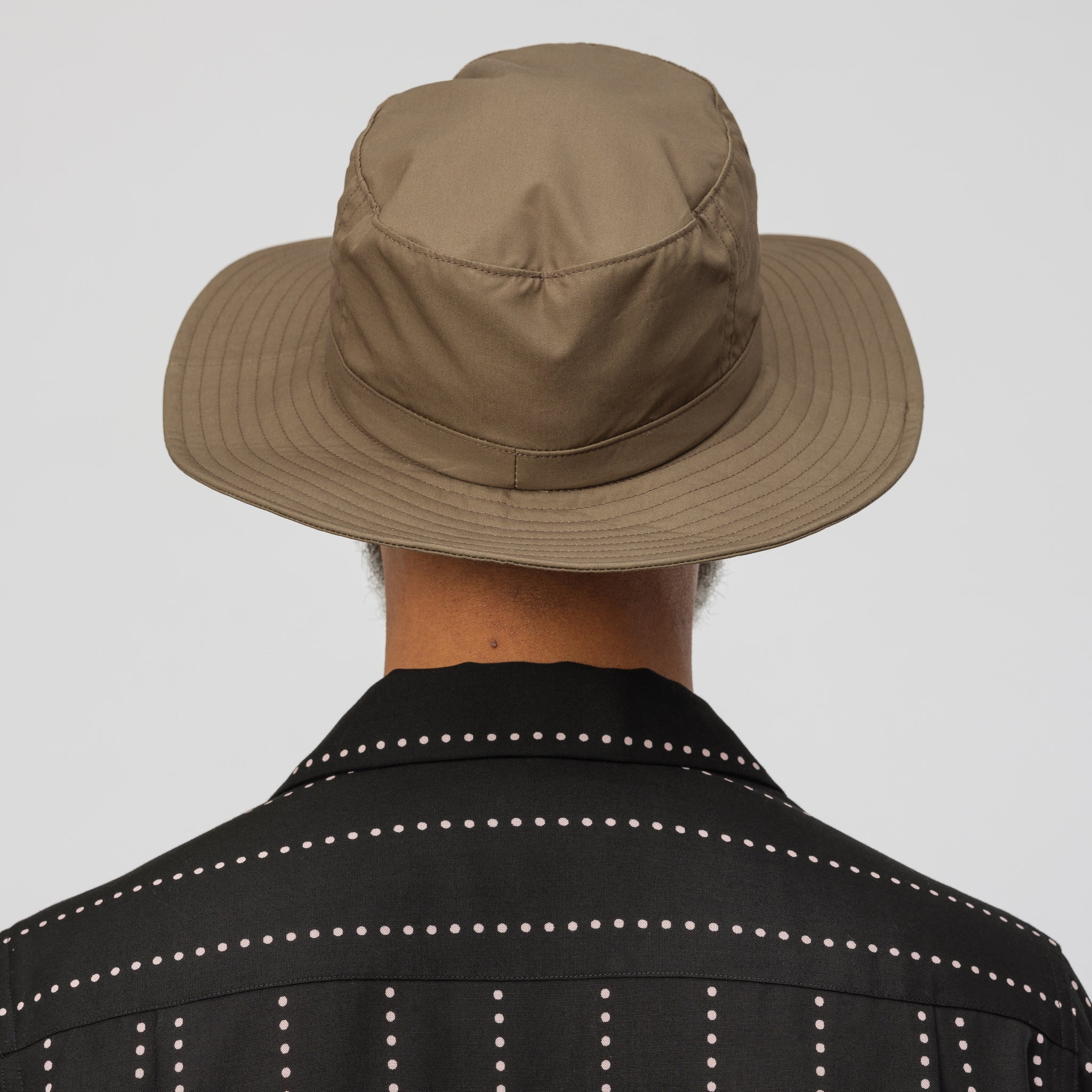 Safari Hat in Nato Green