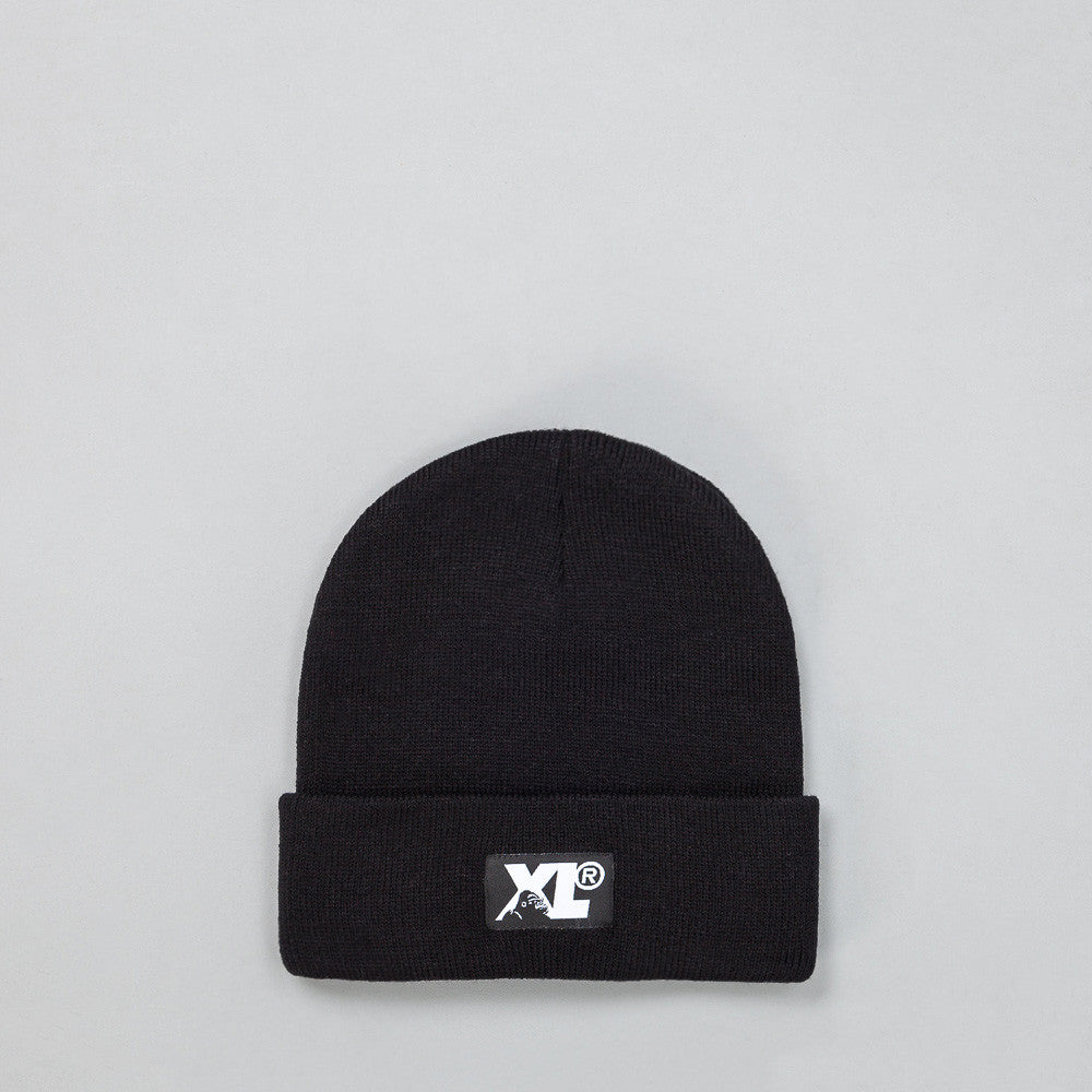 Gorilla Cameo Beanie in Black