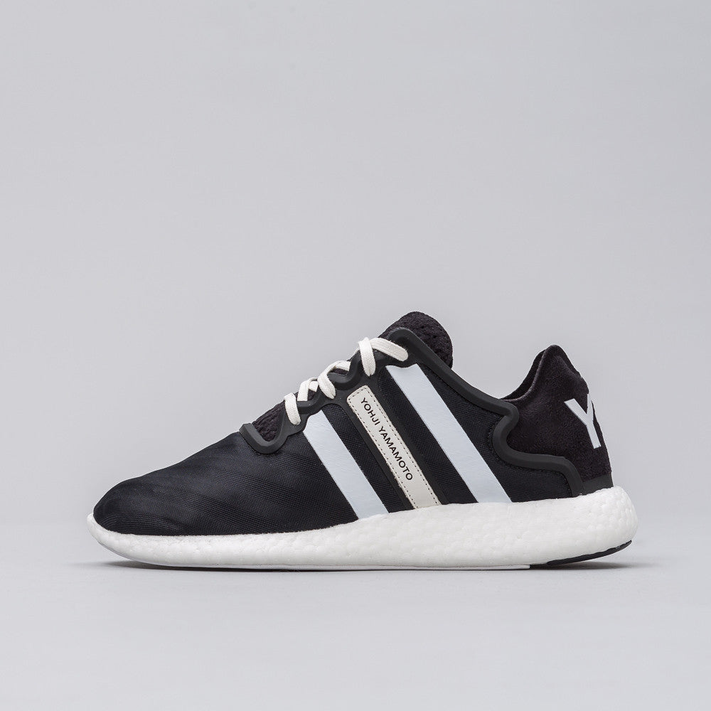 Y-3 Yohji Run in Black - Notre