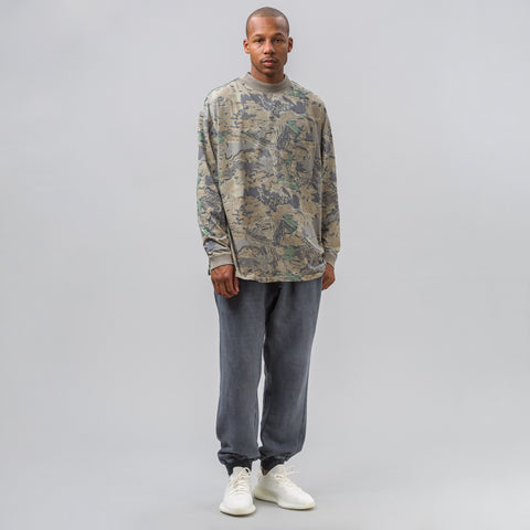 Yeezy Season Four Panelled Sweatpant - Notre
