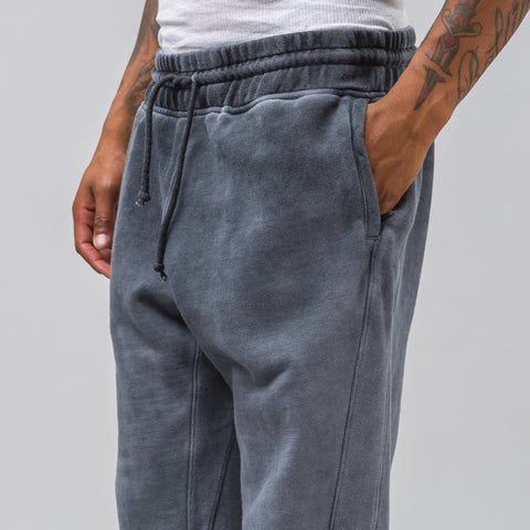 Yeezy Season Four Paneled Sweatpant in Charcoal - Notre