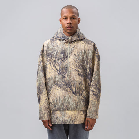 Yeezy Season Four Camouflage Pullover Jacket - Notre