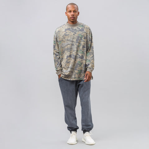 Yeezy Season Four Mock Neck Tee - Notre