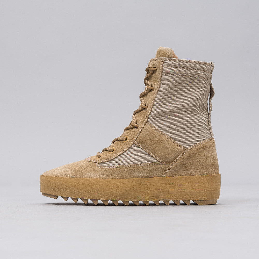 Yeezy Season Three - Women's Military Boot in Rock - Notre - 1