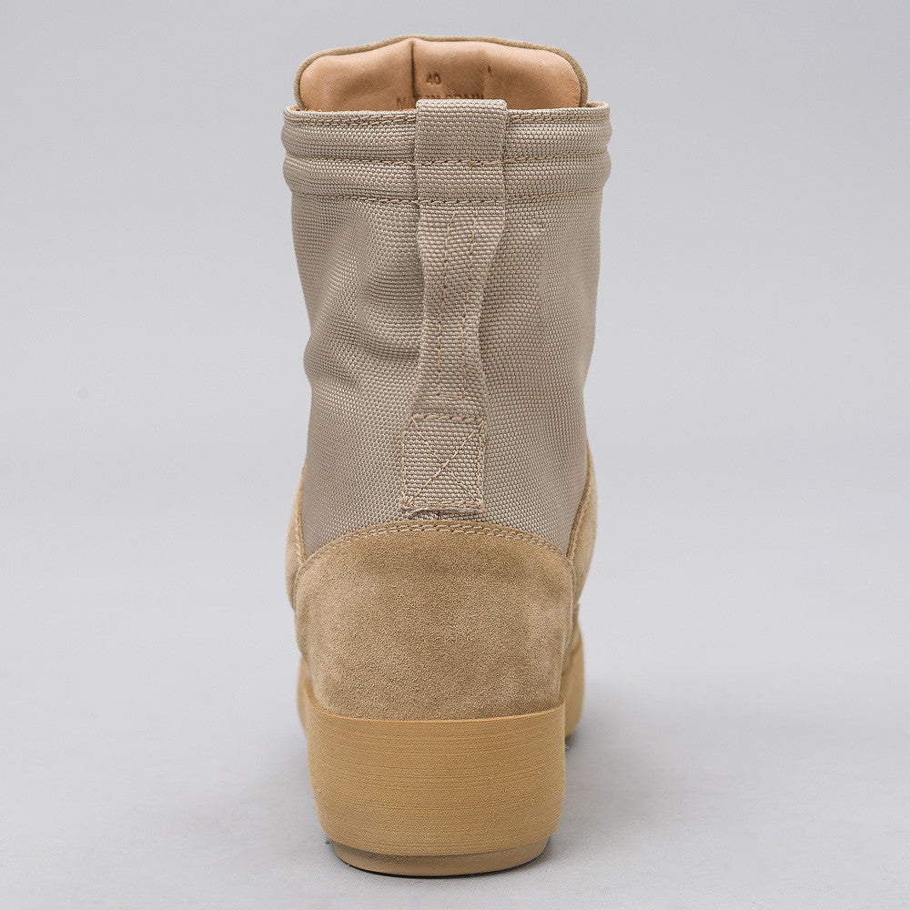Women's Military Boot in Rock