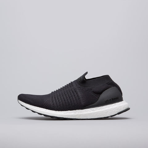 Adidas Ultra Boost Laceless in Core Black - Notre