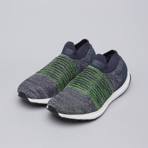 Adidas Ultra Boost Laceless in Legend Ink - Notre