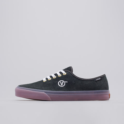 Vans Vault x LQQK Studio Authentic One Piece in Black/Translucent - Notre