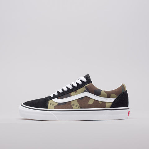 Vans Old Skool in Woodland Camo - Notre