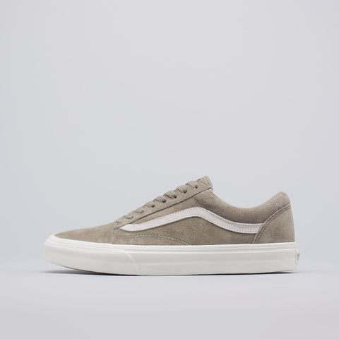 Vans Old Skool Pig Suede in Fallen Rock - Notre