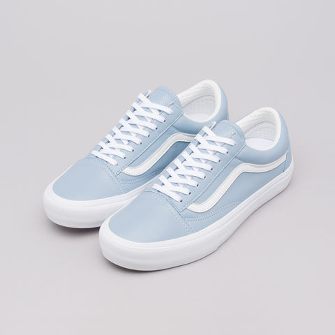 Vans Vault Old Skool VLT LX Italian Leather in Arctic - Notre