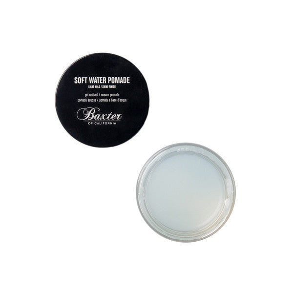 Baxter of California - Soft Water Pomade - Notre