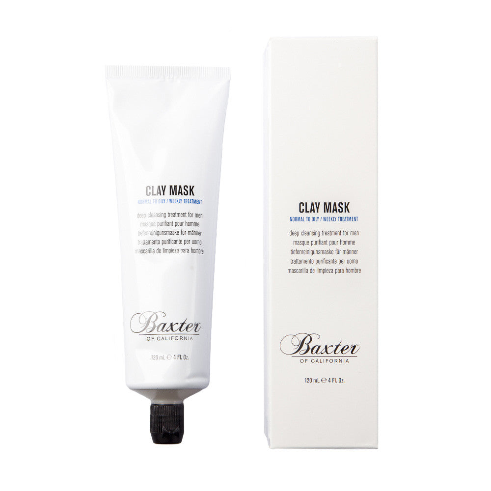 Baxter of California - Clarifying Clay Mask - Notre