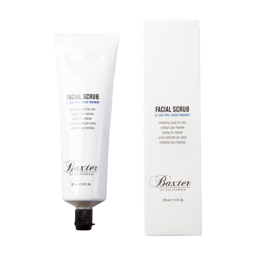 Baxter of California - Facial Scrub - Notre