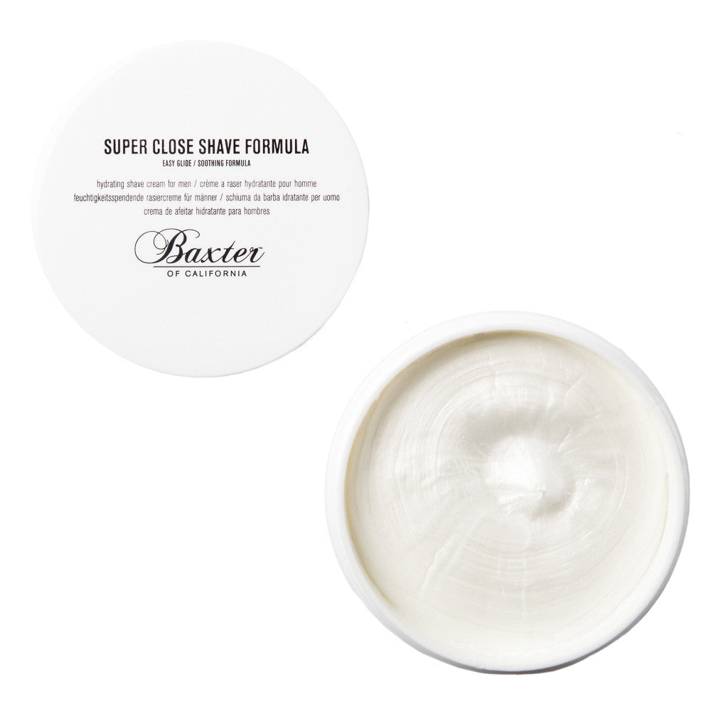 Baxter of California - Super Close Shave Formula - Notre