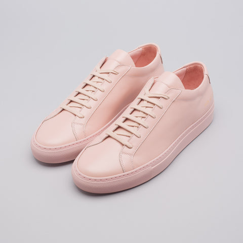 Common Projects Original Achilles Low in Blush - Notre