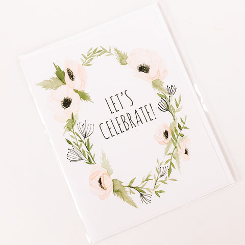 Greeting Cards ~ CONGRATS