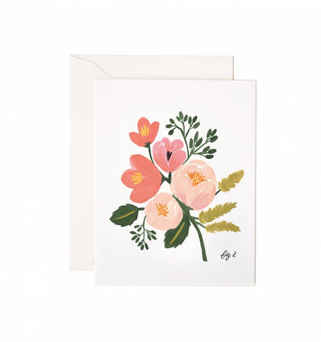 Peony Card- Rifle Paper Co.