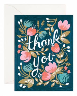 Floral Thank You - Rifle Paper Co.