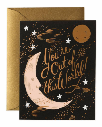 You're Out of This World - Rifle Paper Co.