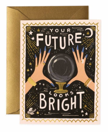 Future Looks Bright - Rifle Paper Co.
