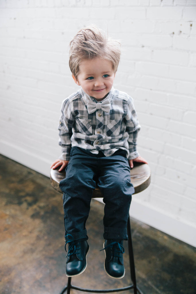 cute vintage outfit for boys