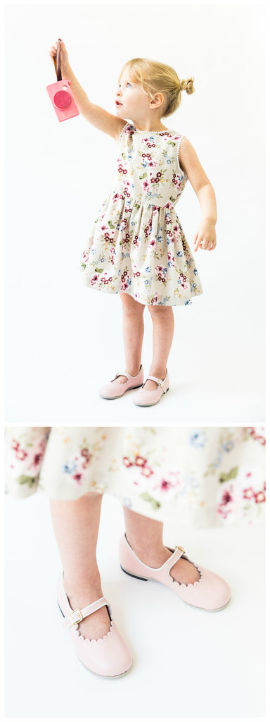 vintage style dress for girls