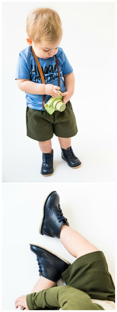 cute boys outfit vintage style made in america