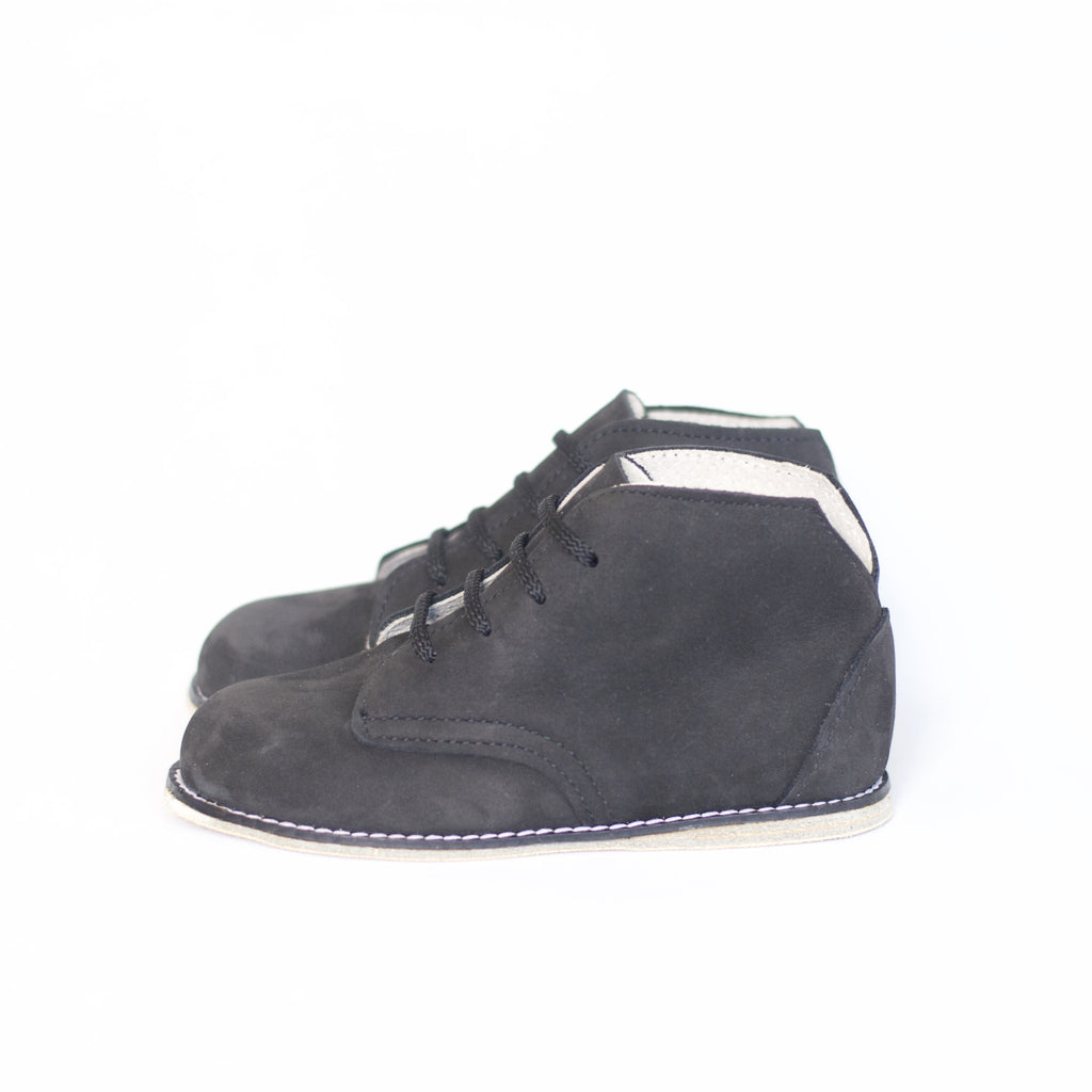 Milo Boot in Charcoal - Sizes 4-12 - Medium Width