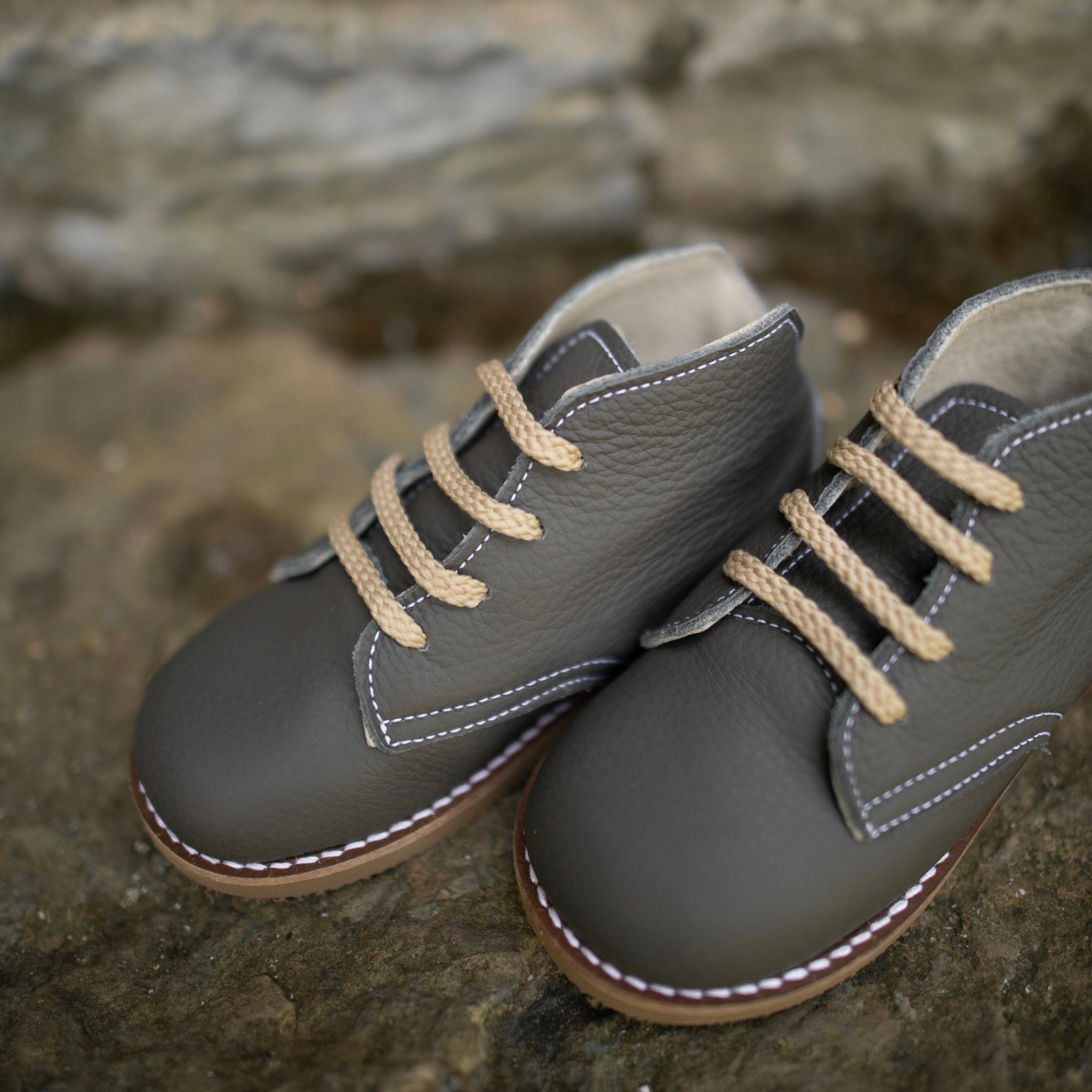Milo Boot in Dark Grey | Sizes 2-12