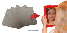 Load image into Gallery viewer, 5-Pack of Plastic Mirror Inserts!
