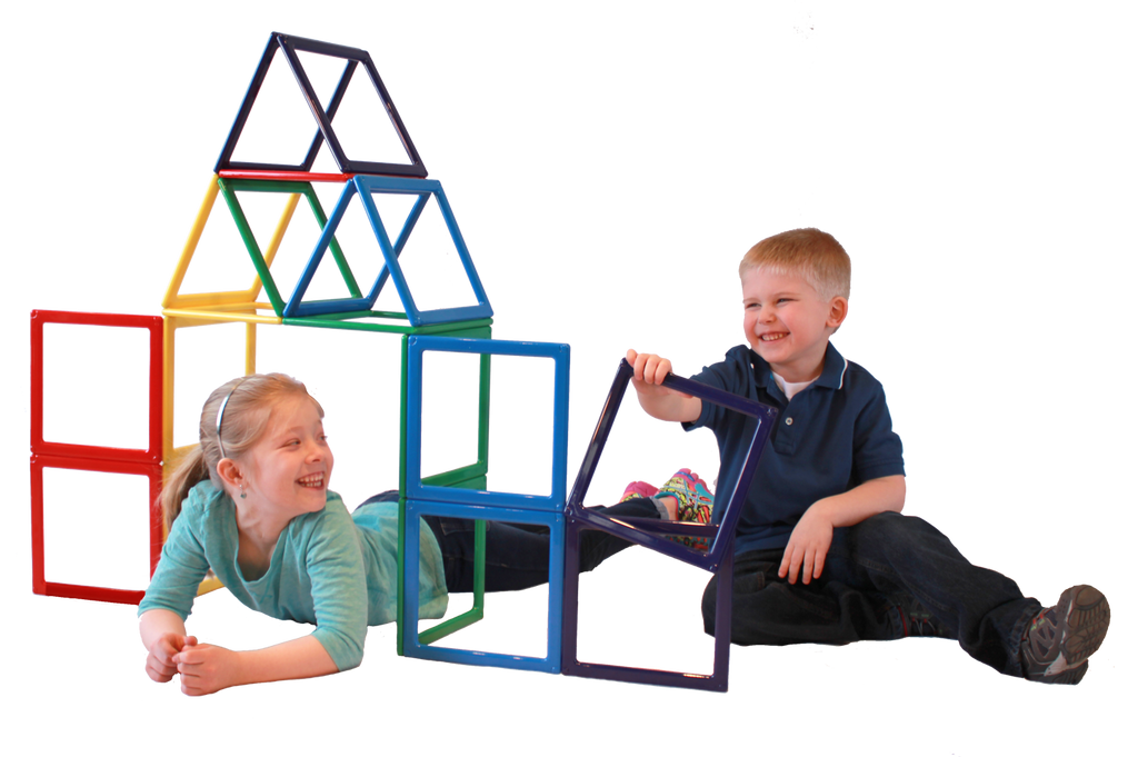 Panelcraft® Rainbow Dream Builder™ 19 piece set