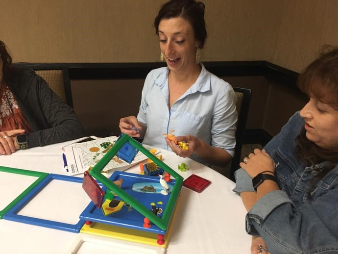 STEM, STEAM and 21st Century Block Play Professional Development Training