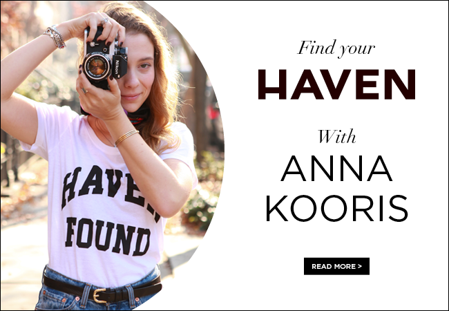 find your haven anna kooris